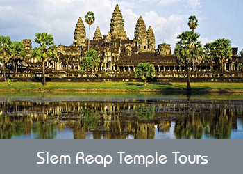 Small Circle temple tour