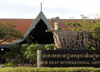 Transfer to Siem Reap Airport