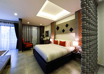 Central Suite Residence in Siem Reap
